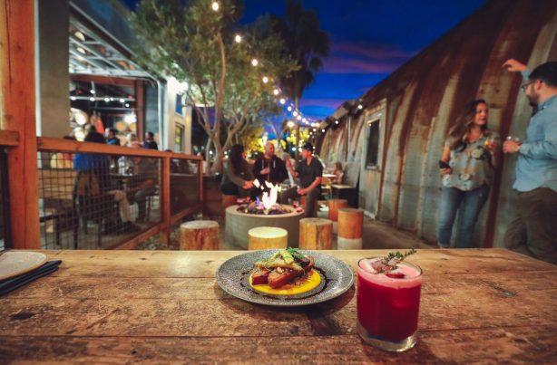 Campfire - a MICHELIN Guide California 2019 Bib Gourmand restaurant