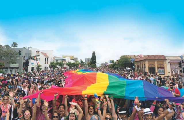 San Diego Pride - Top Things to Do
