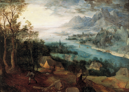 Parable of Sower at the Timken Museum of Art