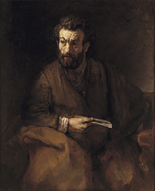 Saint Bartholomew at the Timken Museum of Art