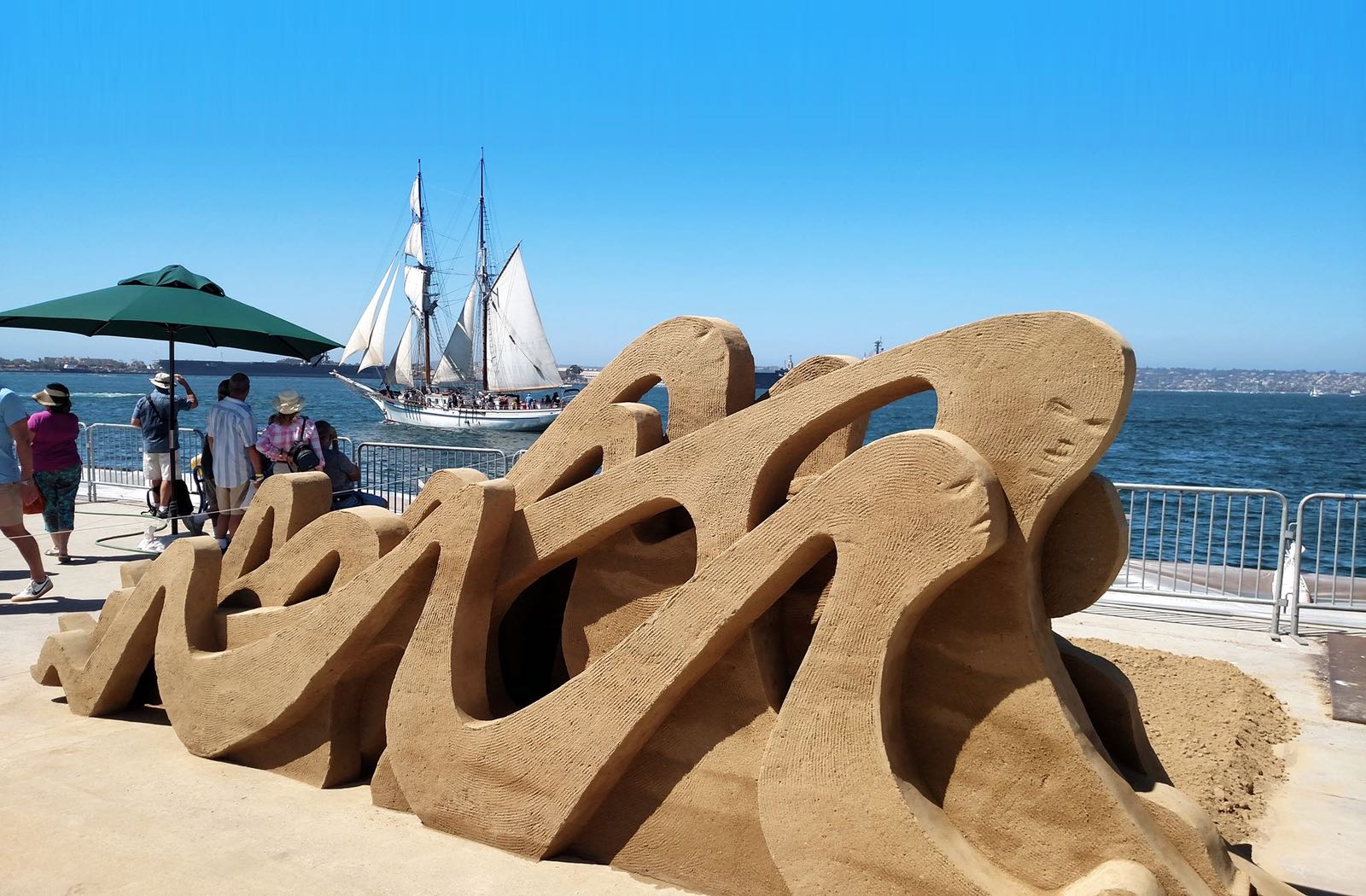 US Sand Sculpting Challenge and Dimensional Art Exposition - Top Things to Do in San Diego