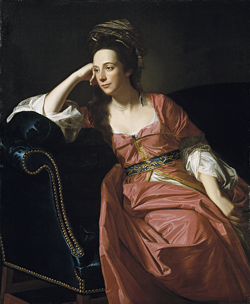 Mrs. Thomas Gage