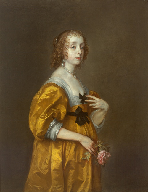 Mary Villiers, Lady Herbert of Shurland