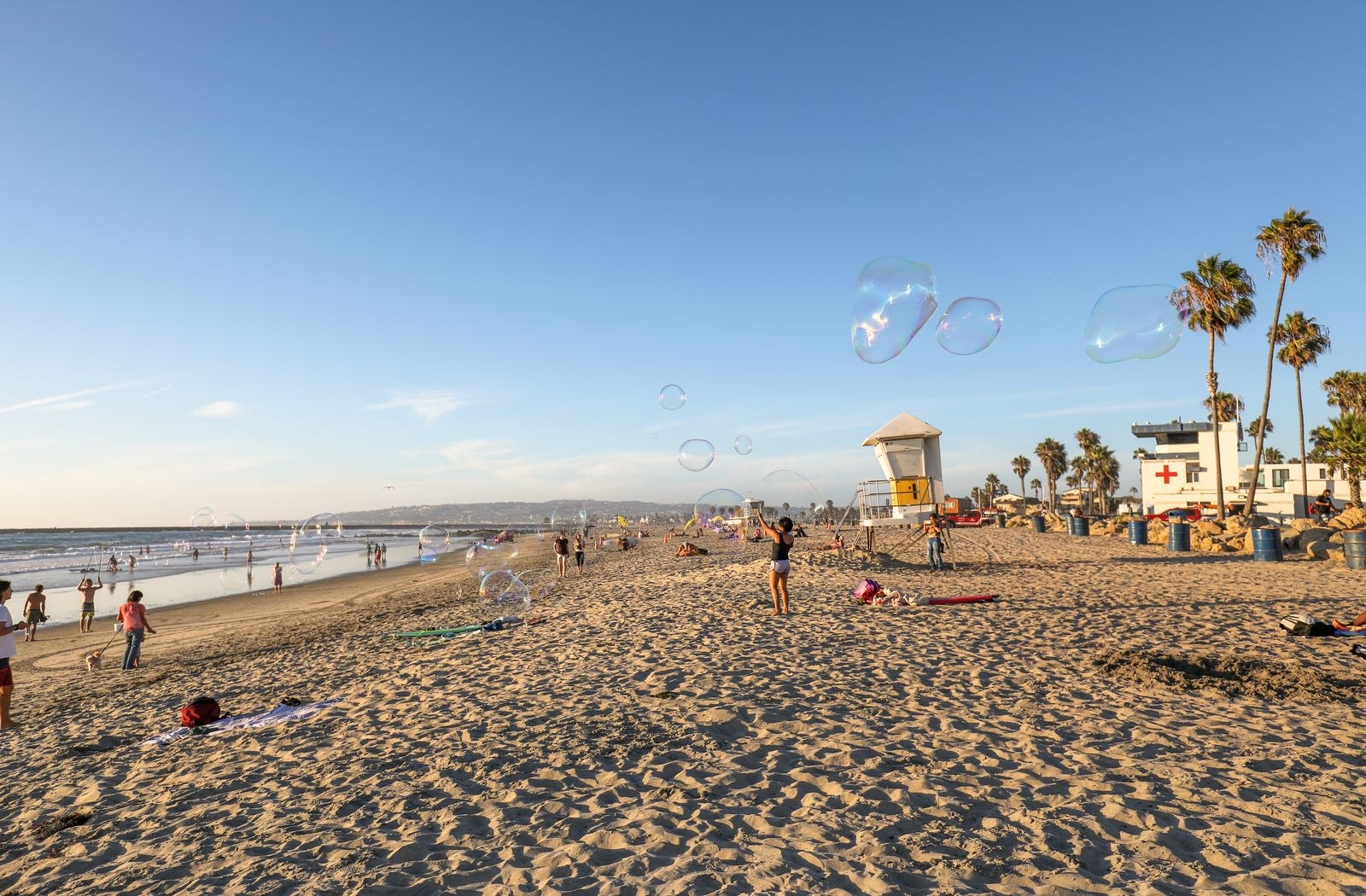 Day at Ocean Beach - Top Things to Do in San Diego
