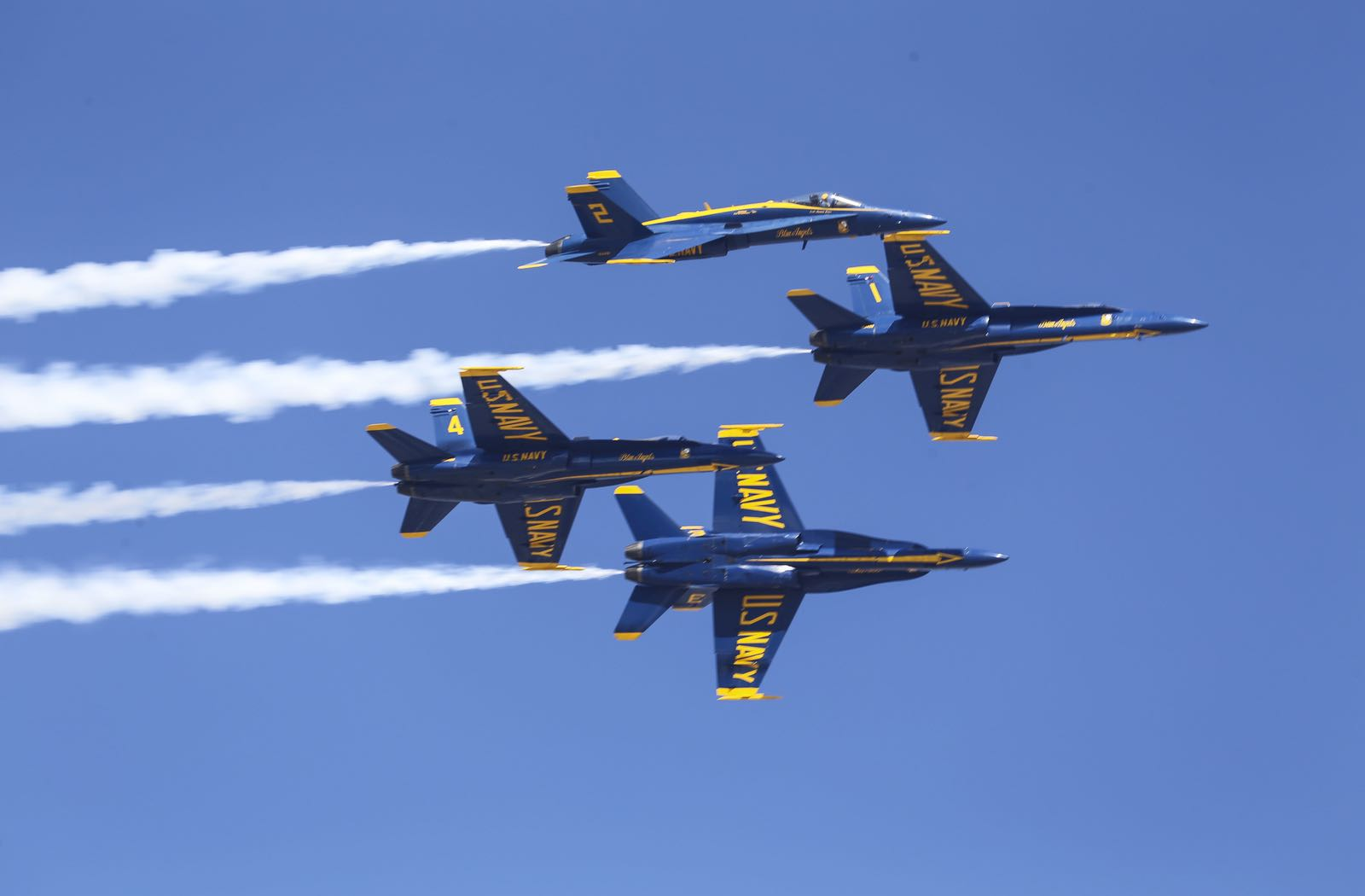 US Navy Blue Angels 2018 MCAS Miramar Air Show - Top Things to Do in San Diego