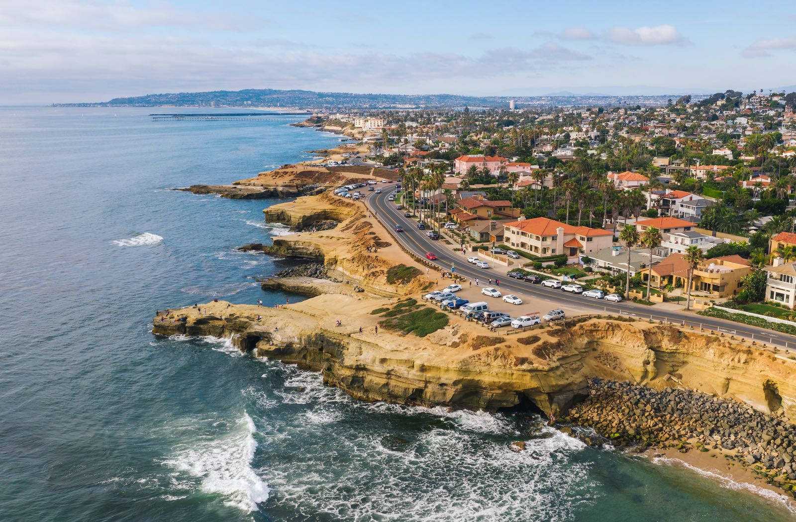 Sunset Cliffs - Top Things to Do in San Diego