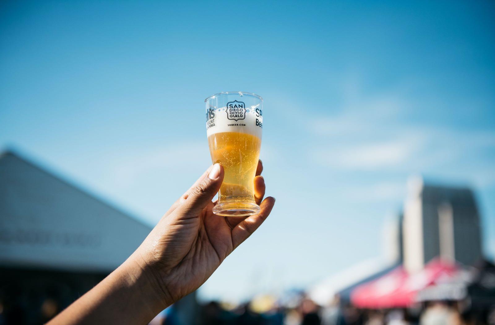 San Diego Beer Week Guild Fest - Top Things to Do