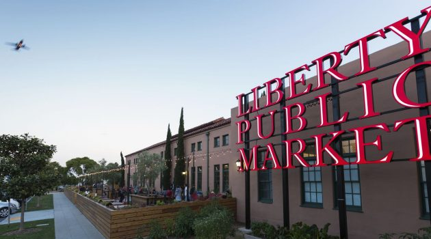 Liberty Public Market - Culinary Road Trips: San Diego's Little Italy to Point Loma