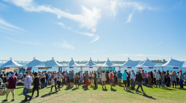 San Diego Bay Wine + Food Festival - Top Things to Do