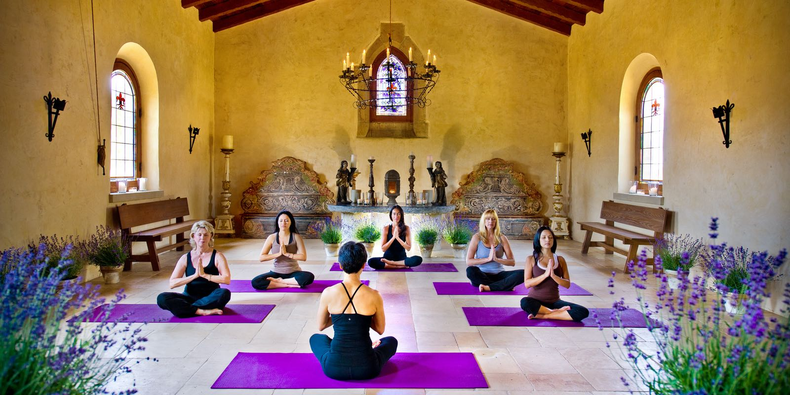 Cal-a-Vie - 9 Wellness Retreats & Spas to Rejuvenate at in San Diego