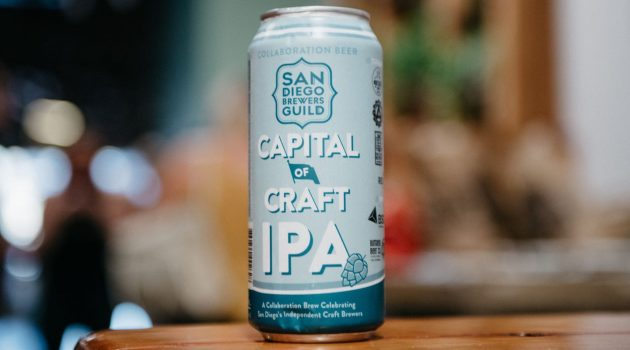 Captial of Crafy IPA for San Diego Beer Week