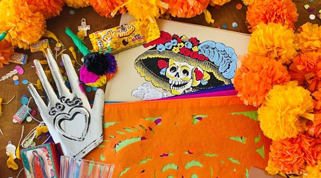Day of the Dead altar supplies from Artlexia