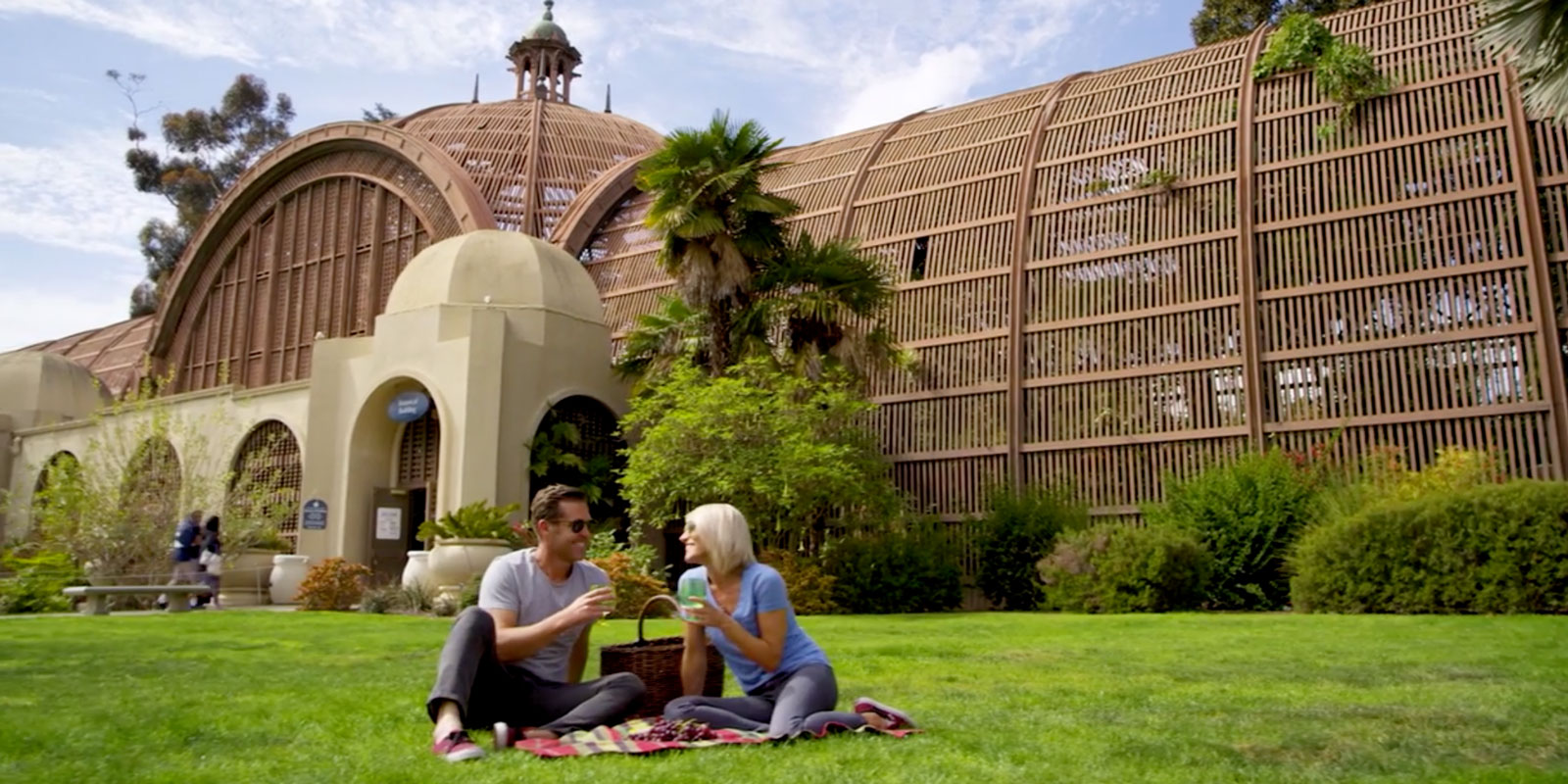 Love is in the Open Air at these Seven San Diego Picnic Spots