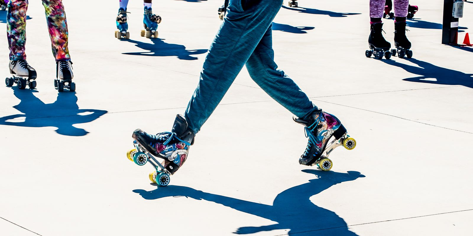 Roller Skating in San Diego