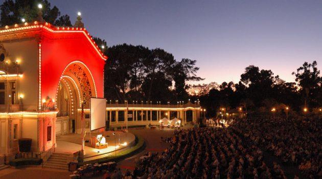 Summer Concerts at Spreckels Organ Pavilon in Balboa Park
